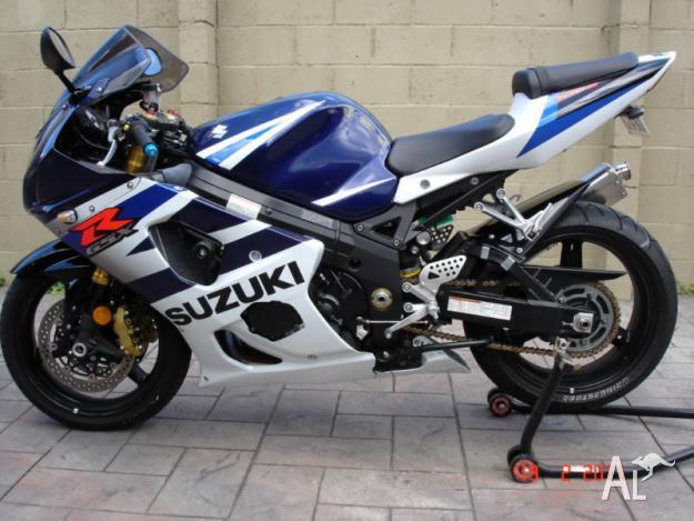 Suzuki gsxr 1000 for sale in melbourne victoria for Suzuki gsxr 1000 motor for sale