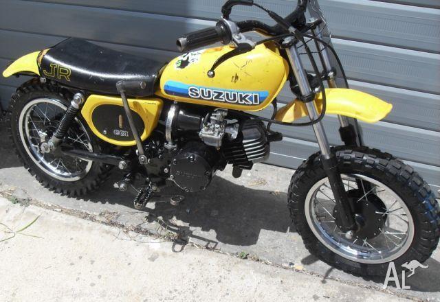 Suzuki jr50 jr50 1980 for sale in capalaba queensland classified suzuki jr50 jr50 1980 freerunsca Images