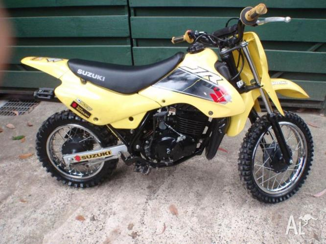 Suzuki Jr Parts Australia