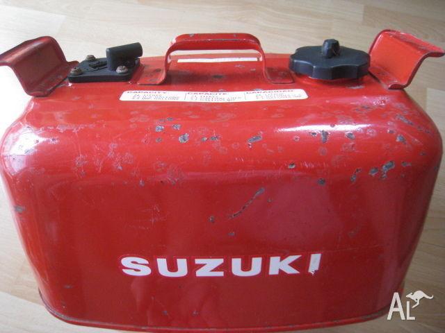 SUZUKI OUTBOARD BOAT FUEL TANK 24L