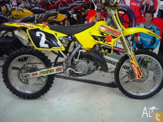 Suzuki Motorcycles Ringwood