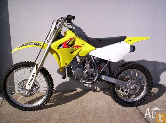 SUZUKI RM85L 85CC L0 2010 for Sale in LEONGATHA, Victoria Classified ...