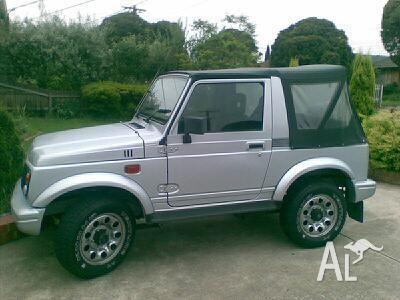 Suzuki sierra for sale tasmania