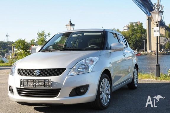 Suzuki Swift Comfort , 60mnd garanti, 2012, 1 350 -81