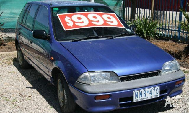 SUZUKI SWIFT 1995 for Sale in HASTINGS, Victoria Classified