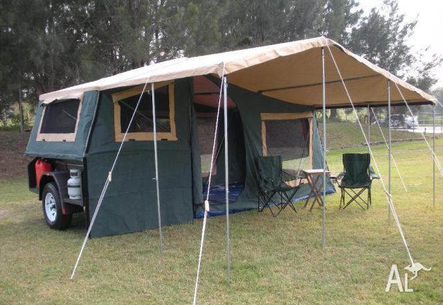 New CAMPER TRAILER TENT Only 12 1200mm  Camper Trailers Amp Rooftop