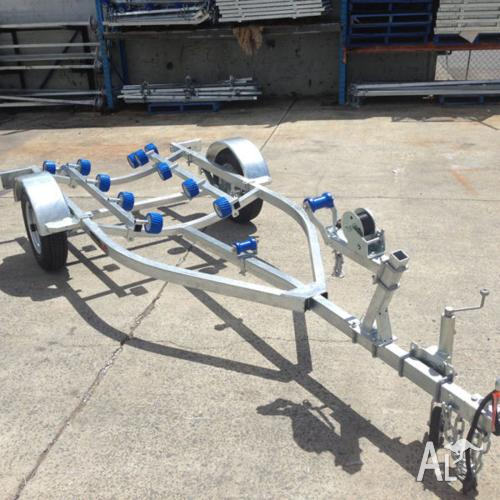 Swiftco Trailers Townsville Single Jet Ski Trailer