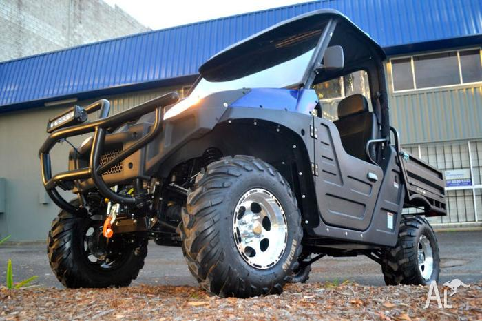 SYNERGY STORM UTV ATV QUAD SIDE BY SIDE 600cc