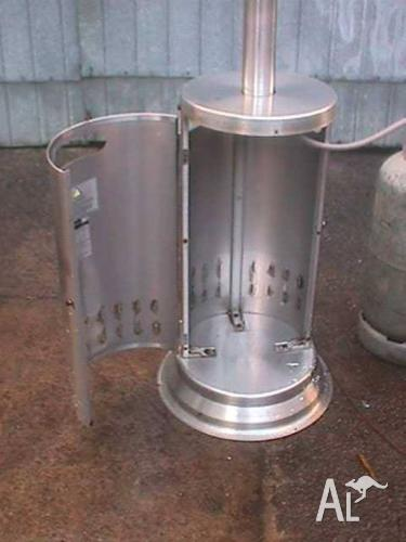 Tall Gas Patio Heater