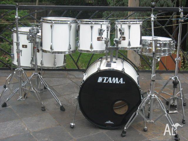 Tama Artstar ES 7 Piece Maple Drum Kit