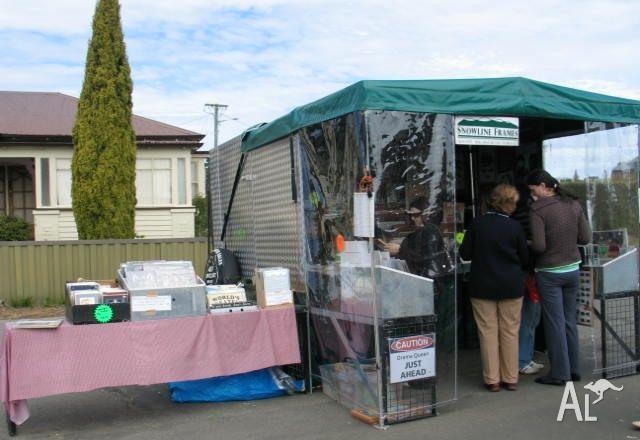 Tasmanian Timber Frames Snowline Frames For Sale In Hobart