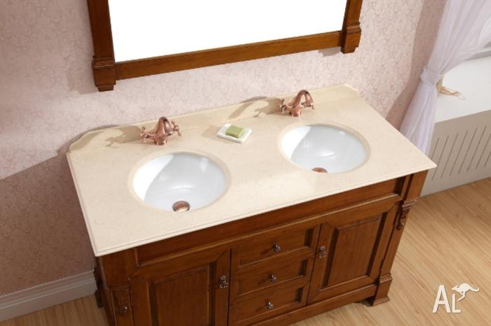 39 Taurus 1400mm 39 Traditional Solid Timber Vanity For Sale In Brisbane Queensland Classified