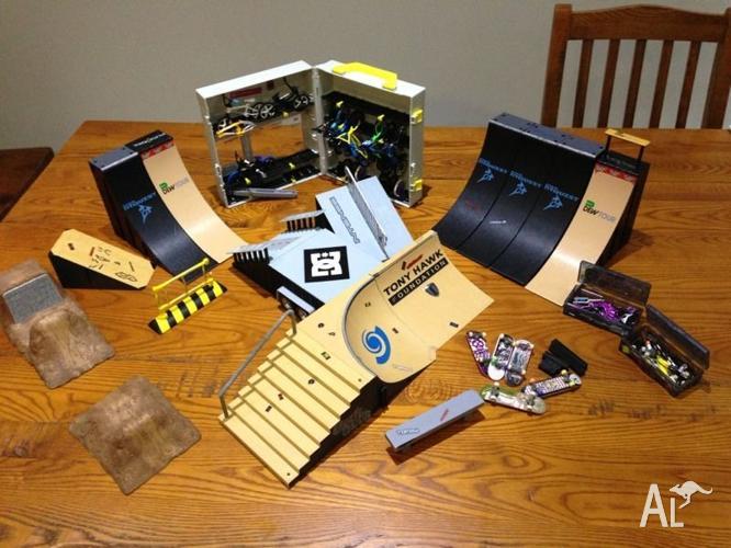 Tech Deck Flick Trix Bmx Set For Sale In Limeburners Creek New