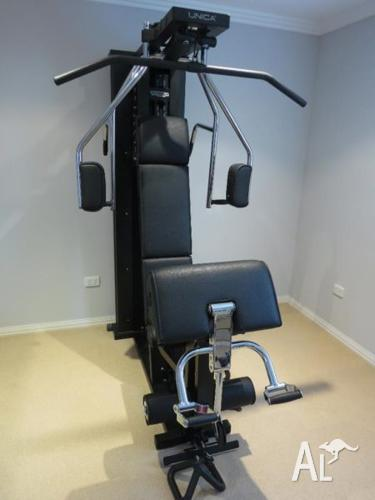 technogym unica home gym for sale in curl curl new south