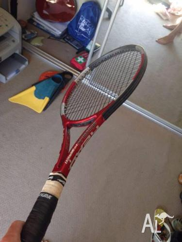 Tennis racket Head prestige