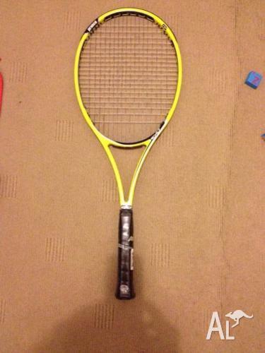Tennis racquet - prince rebel 95 (brand new)