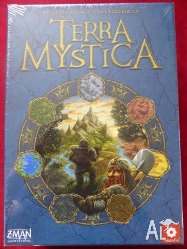 Terra Mystica ~ Brand NEW