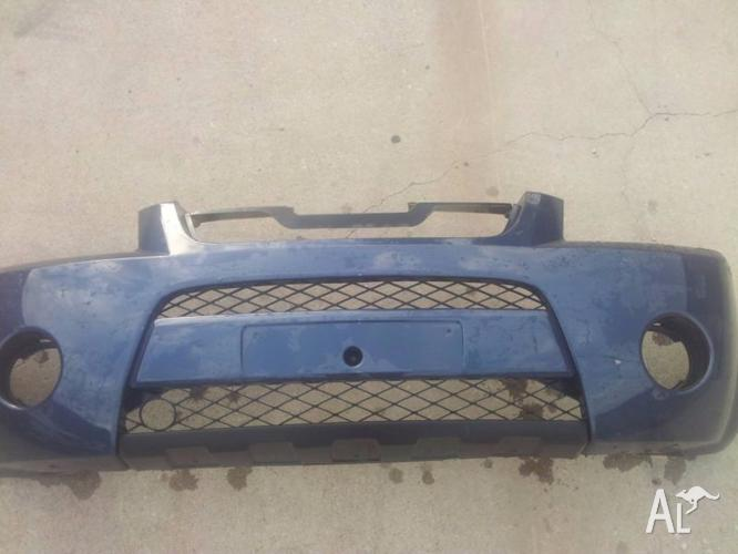 Territory front bumper / barcover