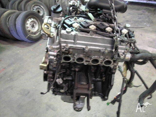 TESTED REBUILD DAIHATSU ENGINES SUIT PASSENGER & 4 x 4