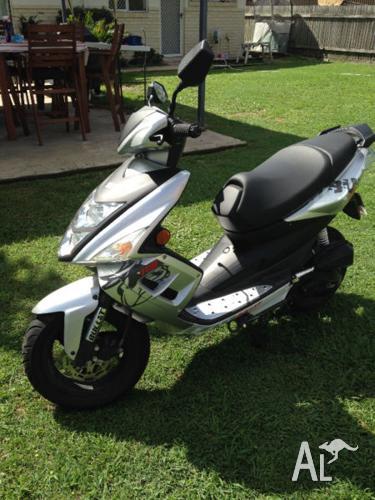 TGB BULLET MOTORCYCLE