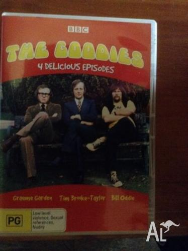 The Goodies: 4 Delicious Episodes (PG)