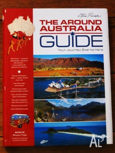 The Around Australia Guide - Steve Parish & Rod Howard