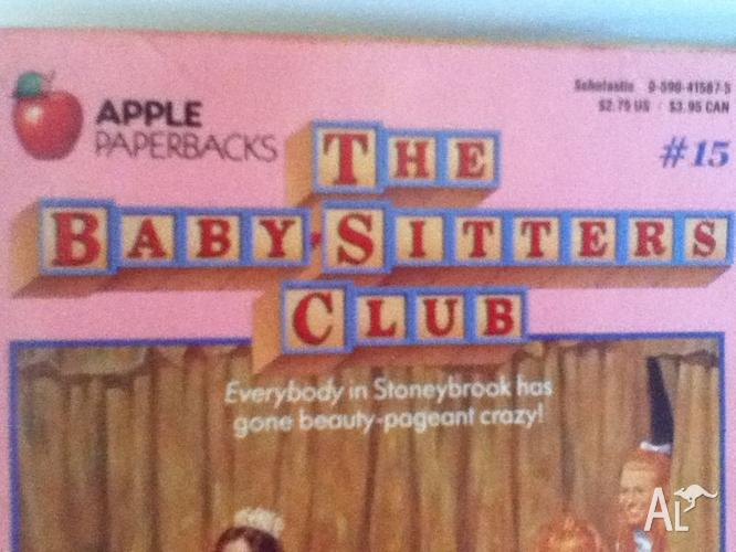 Babysitter's Club Books Lot 38 Super Special Mystery Little Sister Sitter Guide