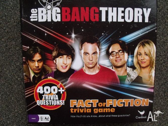 The Big Bang Theory Board Game