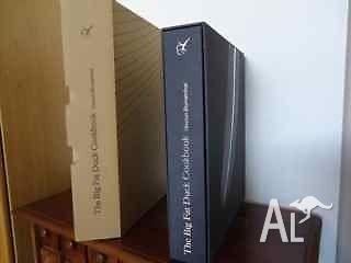 The Big Fat Duck Cookbook by Heston Blumenthal