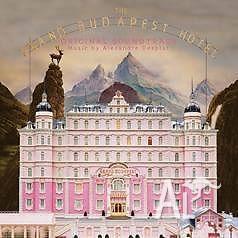 The Grand Budapest Hotel - SOUNDTRACK CD - Brand new &