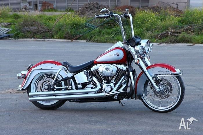 The Mexican Heritage Softail Classic