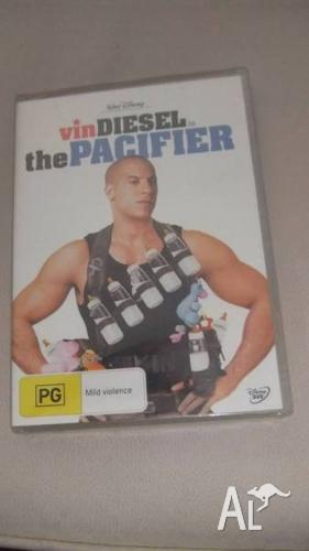 The Pacifier (new in plastic)