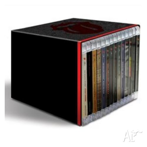 The Rolling Stones, 14 CD Box set
