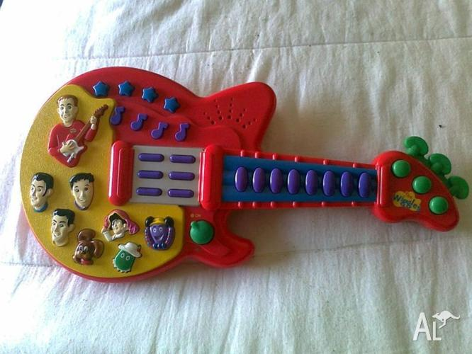 The Wiggles Musical Guitar For Sale In Bibra Lake Western Australia