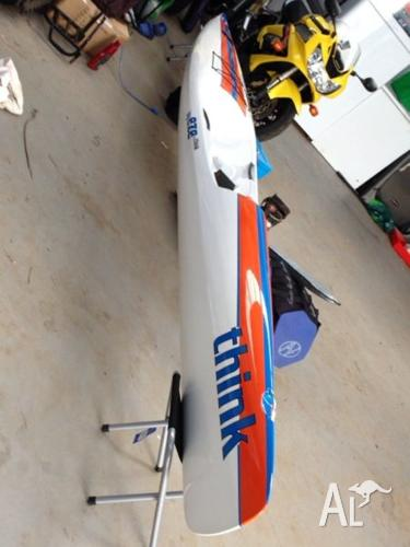 Think - Big Eze - Ocean Ski / kayak