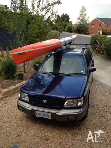 THINK Evo surf ski