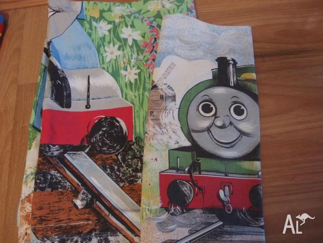 Thomas The Tank Engine Kids Single Duvet Cover Set &