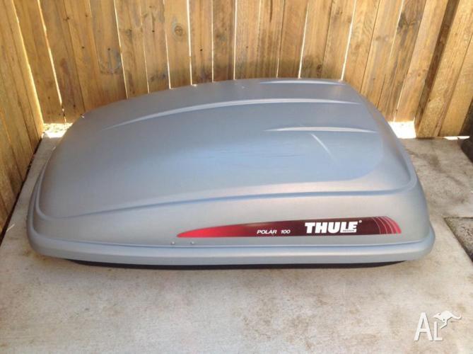 Thule Roof Pod For Sale In Bli Bli Queensland Classified