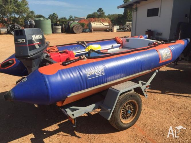Thundercat Race Boat