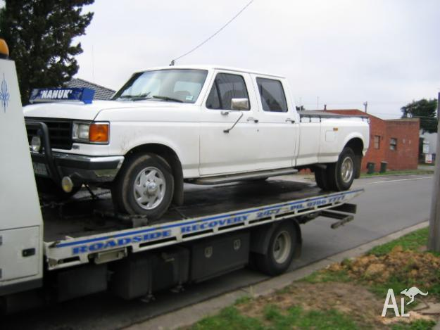 Tilt tray tow truck available phone 0418 337 996 in melbourne victoria classified