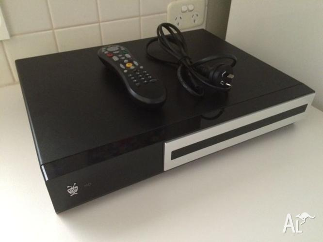 TiVo PVR with New 500Gb Hard Disk