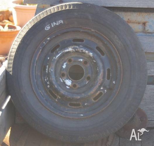Torana LH LX Steel Wheel 13 X 5.5