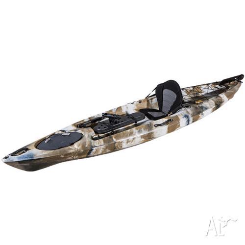TORPEDO PRO fishing kayak package Serries 1