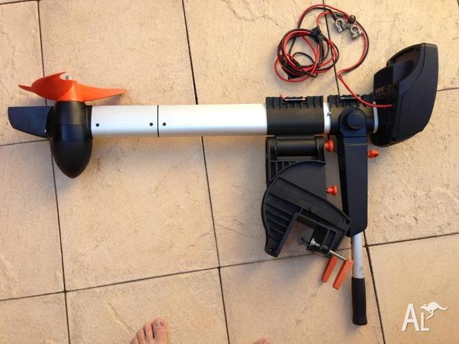 Torqeedo 2 hp electric outboard motor for sale in for Electric outboard motors for sale