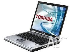 TOSHIBA CORE 2 LAPTOP, M5 WITH 2 GIG RAM