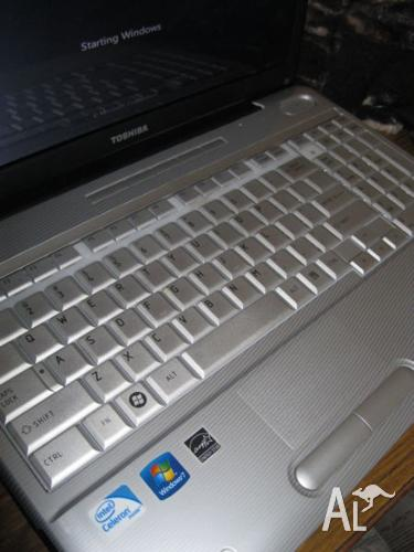 **Toshiba L500 pro Laptop****