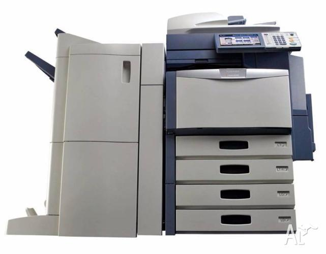 Toshiba Photocopier with 24mth warranty! Colour A3 MFC