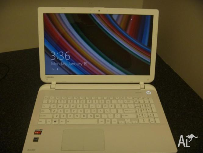 TOSHIBA SATELLITE L50D LAPTOP FOR SALE