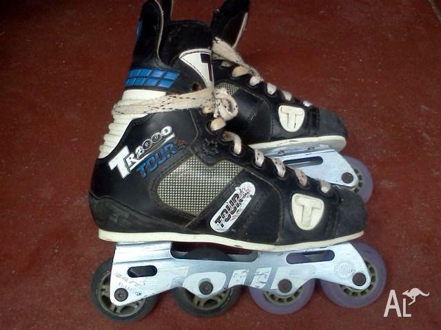 Tour Roller Hockey Skates Size 7US/6UK/39EU