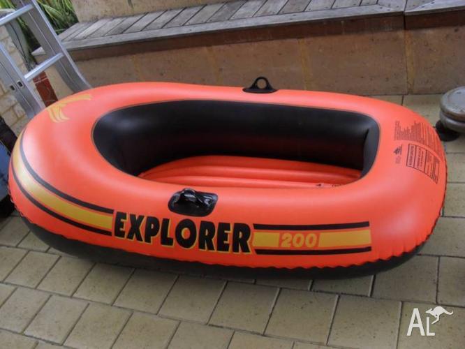 toy dinghy